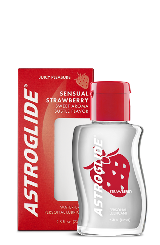 ASTROGLIDEStrawberry Liquid image