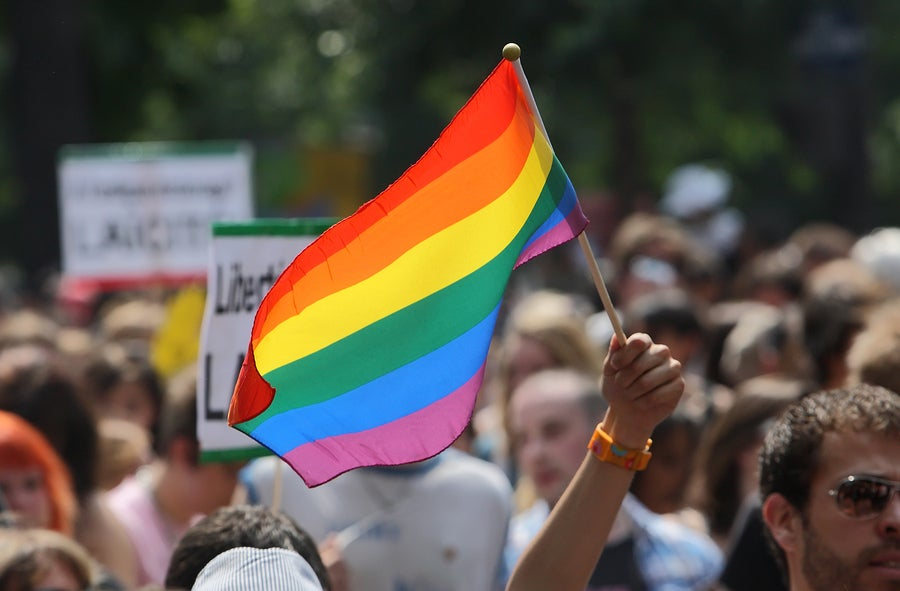 The 9 Best Things About Attending a Gay Pride Parade