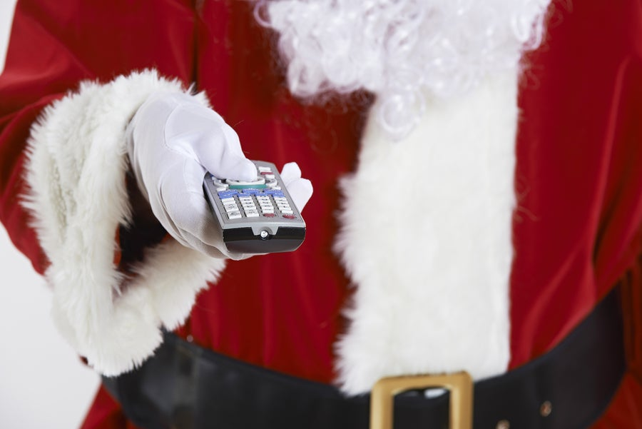 Sexy Christmas movies