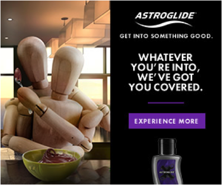 Get Into Something Good with ASTROGLIDE