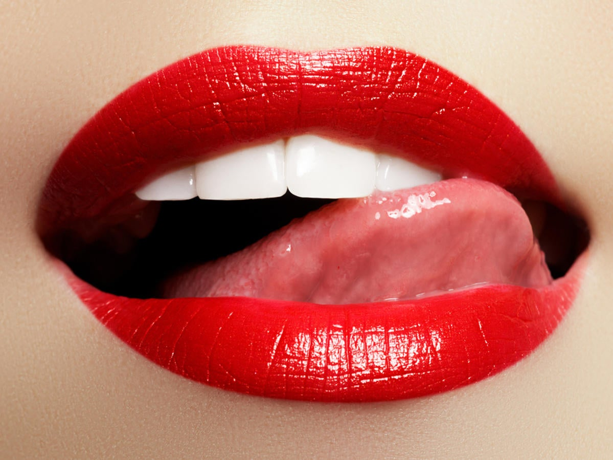 Секс только губами, Большие половые губы - лучшее порно видео на 10 фотография