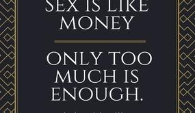 100 Best Sex Quotes of All Time Image