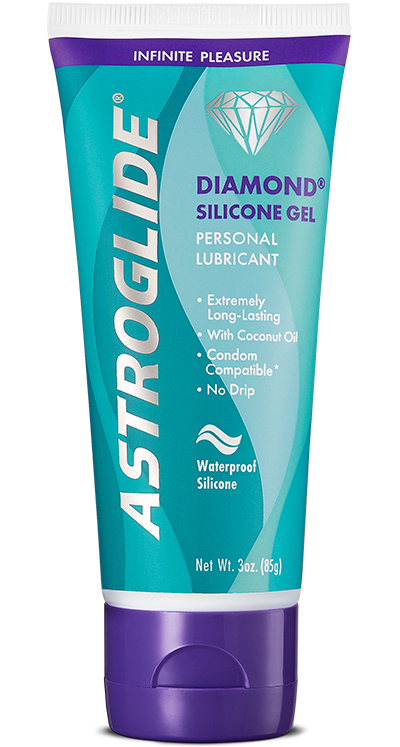 Silicone sex lubricants
