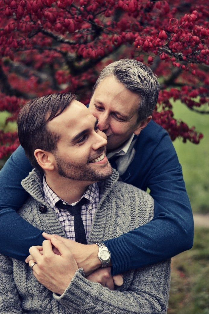 Mature gay dates — 12