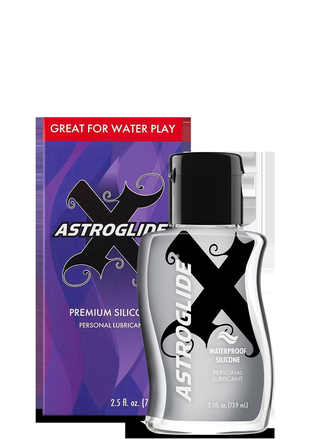 Astroglide X Silicone Liquid image
